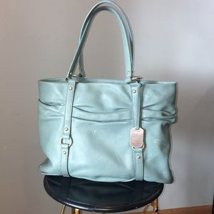 FURLA Tote Authentic Leather++Great School Bag++